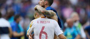 Ramos: Nëse Iniesta do të quhej Andresinho, do t'i kishte fituar dy 'Topat të Artë'