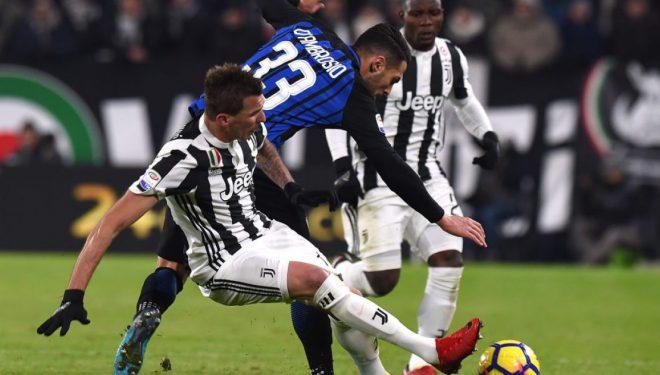Inter – Juventus, formacionet e mundshme të derbit të madh italian