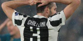 Chiellini humbet derbin e Italisë, por edhe të gjithë sezonin