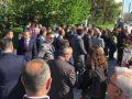 Haradinaj bën homazhe te përmendorja kushtuar personave të zhdukur