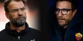 Liverpool – Roma: Formacionet e mundshme, Under nga fillimi