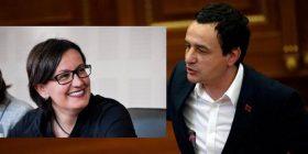 Aida Dërguti refuzon të lirojë pozitën e nënkryetares, VV kërkon shkarkim