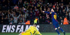 Notat e lojtarëve: Barcelona 3-1 Leganes, maksimale për Messin