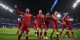 Parashikim: Liverpool – Roma