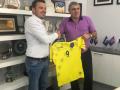Vokrri takon kryetarin e KF Ballkanit, Arsim Kabashi