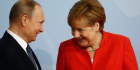 Merkel takon sot Putinin në Soçi