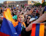 Ndërpriten protestat antiqeveritare në Armeni
