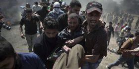 Të vrarë e të plagosur në kufirin ndërmjet Gazës dhe Izraelit