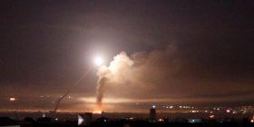 Izraeli godet forcat iraniane në Siri