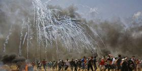 Tensione në Gaza teksa palestinezët varrosin të vrarët