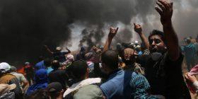 Dhunë në Gaza në prag të hapjes së ambasadës amerikane në Jerusalem