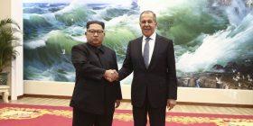 Lavrov takohet me udhëheqësin e Koresë së Veriut