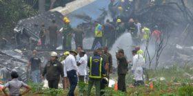 Qindra persona të vdekur pas rrëzimit të aeroplanit në Havana