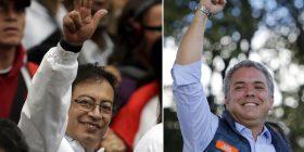 Zgjedhjet presidenciale në Kolumbi