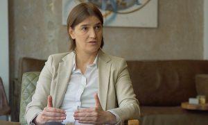 Kryeministrja e Serbisë: S'mund të insistojmë më që Kosova është Serbi