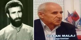 """Hasan Malaj, vëllau i heroit të kombit Rexhep Malaj, """"qytetar nderi"""" i Gjilanit"""