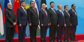 Takimi i Organizatës së Shangait