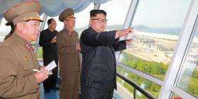 Zbutja e imazhit të udhëheqësit të Koresë së Veriut