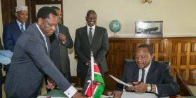 Si do ta luftojë Kenia korrupsionin?