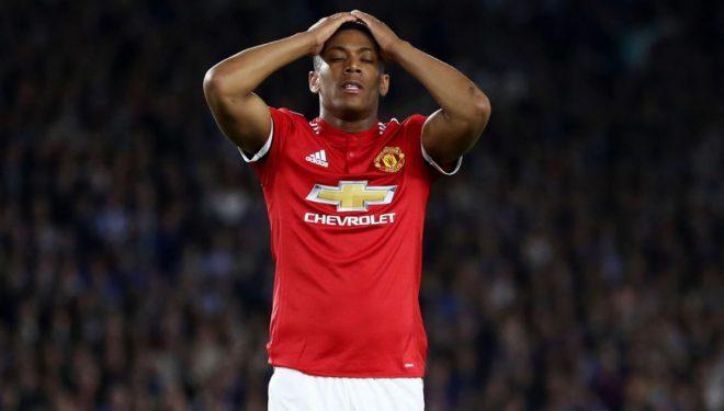 Agjenti: Martial ka vendosur të largohet nga Manchester Unitedi