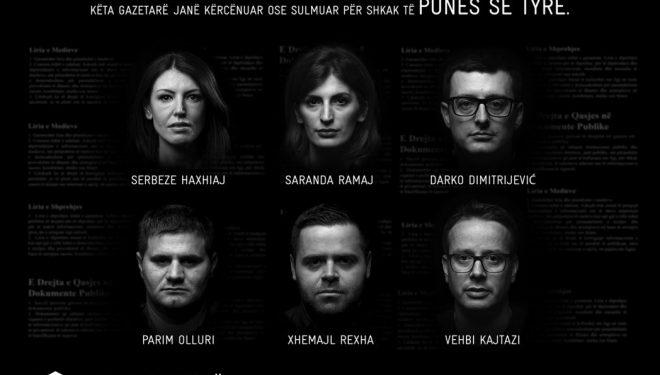 OSBEvazhdon fushatën për vetëdijesimin e publikut rreth sigurisë së gazetarëve në Kosovë