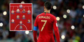 Formacioni më i mirë i ndeshjeve të para në fazën e grupeve të Botërorit