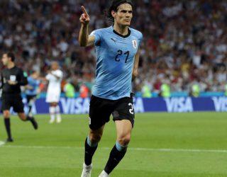 Cavani me një gol të bukur ia rikthen Uruguait epërsinë ndaj Portugalisë