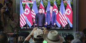 Reagime optimiste pas takimit Trump-Kim