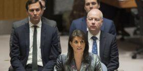 SHBA kundër rezolutës së KS për Gazën