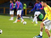 James Rodriguez mund të mos luajë ndaj Japonisë