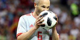Iniesta: Me Iranin finale, fitorja na dërgon në pozitë të mirë për të kaluar tutje