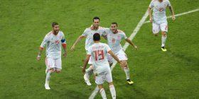 Diego Costa dhe Nacho me dy gola ekspres për ta shokuar Ronaldon dhe Portugalinë
