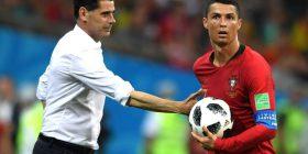 Hierro: Jemi si familje, nuk do ta ndërroja asnjë lojtar me Cristianon