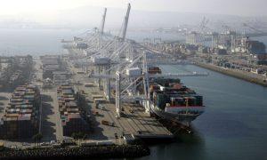 Kompleksi më i madh portual amerikan dhe lufta tregtare me Kinën