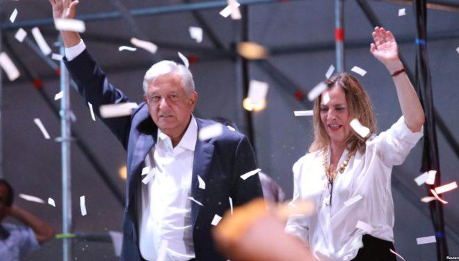 Lopez Obrador, presidenti i ri i Meksikës