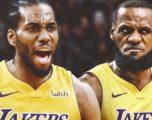 Pas LeBron Jamesit, Los Angeles Lakers kërkon shërbimet e Leonard Kawhit