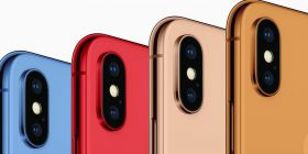 Apple shton opsionet e ngjyrave për iPhone e 2018-ës