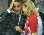 11 fotot e presidentes kroate nga finalja e Botërorit që do të mbahen mend gjatë
