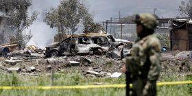 Meksikë: Shpërthime në depot me fishekzjarre, 24 të vrarë