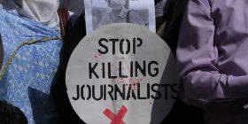 """""""Kushdo që vret gazetarët kryen xhihad"""""""