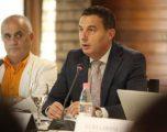 """Bytyqi panelist në punëtorinë """"Mbulimi mediatik i Arsimit të Lartë në Kosovë: Sfidat dhe mësimet"""""""