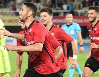 Shkëndija merr barazimin që e dërgon në raundin e tretë, kundërshtari i radhës RB Salzburg