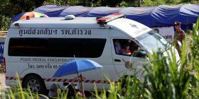 Tajlandë, nxirren katër djem të tjerë nga shpella