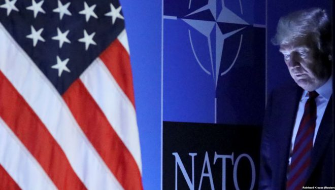 Trump: Aleatët e NATO-s ranë dakord për të rritur shpenzimet në mbrojtje
