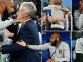 Një eliminim mes hidhërimit dhe gëzimit – Henry humb me Belgjikën nga vendi ku njihet si legjendë, përgëzon mikun e tij Deschamps dhe lojtarët francezë