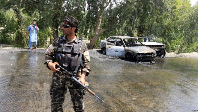 Dhjetë të vrarë në një sulm vetëvrasës në Jalalabad