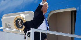 Britania përgatitet për vizitën e Presidentit Trump