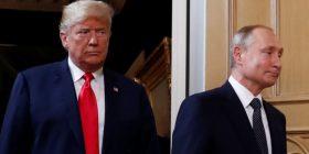Trump fton Putinin në Uashington