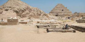 Arkeologët zbulojnë atë që besohet të jetë një punëtori për kryerjen e balsamimeve (Video)