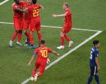 Belgjika në çerekfinale pas eliminimit të Japonisë me rikthim sensacional